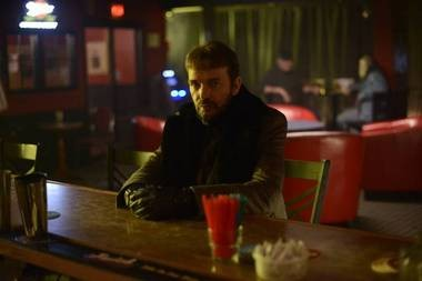 """Billy Bob Thornton stars as a killer in """"Fargo,"""" set in the world of the Coen Brothers classic. He's up for best actor in a TV movie or miniseries at the 2015 Golden Globes."""