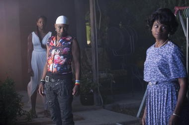 """""""True Blood"""" killed off Tara (Rutina Wesley) early, but she returned in spirit form to cousin Layfayette (Nelsan Ellis) and Tara's mother Lettie Mae (Adina Porter)."""