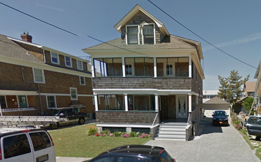 """L. Ron Hubbard wrote """"Dianetics"""" in 1950 at this home on East Avenue in Bay Head."""