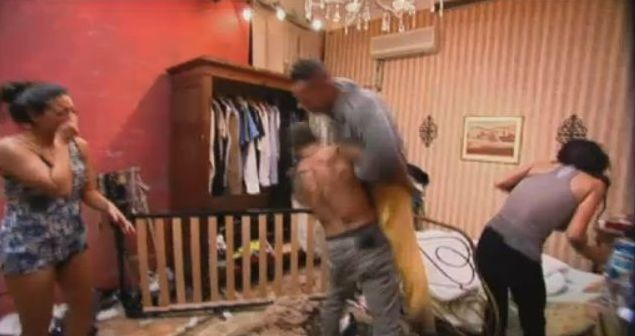 'Jersey Shore': Ronnie Magro in trouble with Jersey authorities after ...