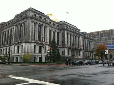 Newark City Hall.