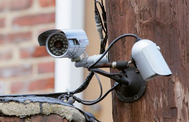 A Star-Ledger file photo from Aug. 2012 of a surveillance camera on Main Street in West Orange.