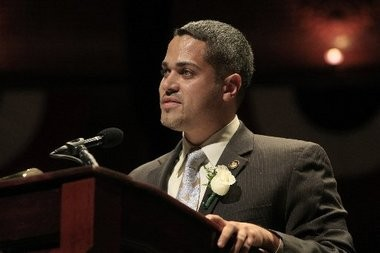 Newark City Councilman and mayoral candidate Anibal Ramos, seen here in a file photo, announced his public safety strategy today as the race to replace Cory Booker in 2014 rolls on in the state's largest city.