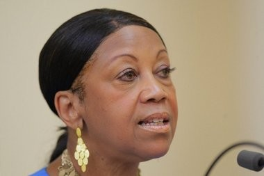 Assembly Speaker Sheila Oliver (D-Essex) is shown in this file photo.