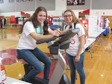 West Essex High School's health fair is a success - nj com