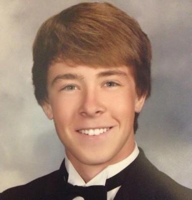 Brendan Tevlin, 19, shown in his 2013 Seton Hall Preparatory School yearbook photo