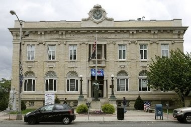 Belleville's Municipal Building and Public Works Department were raided by members of the Essex County Prosecutor's Office's Official Corruption Unit Wednesday afternoon, according to sources.