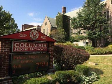 Columbia High School in Maplewood. (Bill Wichert | NJ Advance Media for NJ.com)