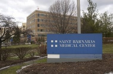 Gas main break evacuates St  Barnabas Medical Center