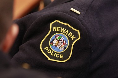 A youth, 16, was arrested in Newark Friday after he was spotted with a handgun, police said.
