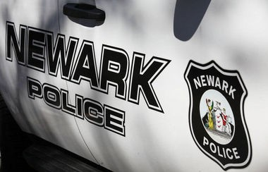 Newark police recovered a shotgun and ammunition from a Riverside Court apartment early Wednesday morning.