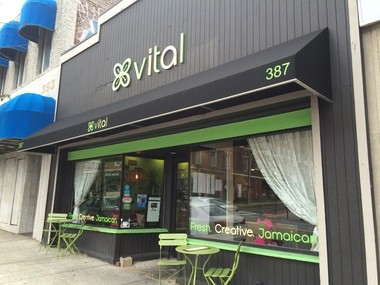 The success of Vital Dining in Montclair led the Williams family to open the Freetown Cafe in Newark.