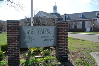 File photo of Livingston High School.