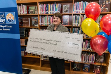 The donation will add the program to three Newark schools. (Courtesy Newark schools)