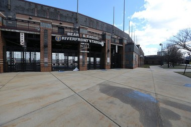Former Newark Bears stadium. February 26, 2016 (Patti Sapone | NJ Advance Media for NJ.com)