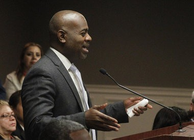 File photo of Mayor Ras Baraka. (Ed Murray | NJ Advance Media for NJ.com)