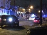 One person was killed and three others wounded in a shooting in Newark Wednesday, Jan. 11, 2017 (Noah Cohen | NJ Advance Media for NJ.com)