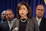 Acting Essex County Prosecutor Carolyn A. Murray, shown here in a file photo. (Aristide Economopoulos   The Star-Ledger)