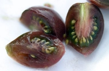 Black cherry tomatoes may be offered for tasting at The Great Tomato Tasting at Snyder Farm this year.