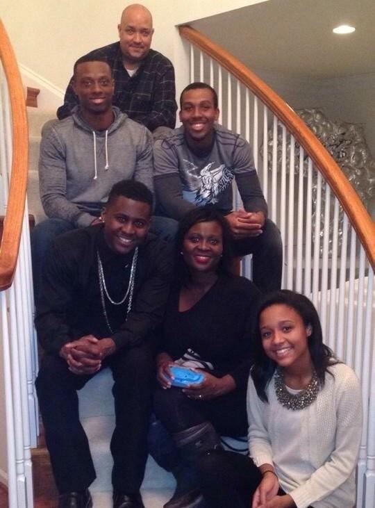 The Apple family (Courtesy photo)