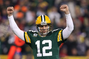 Aaron Rodgers and the Packers were monitored with advanced metrics over the past few seasons at Lambeau Field.