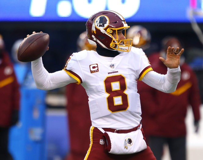 timeless design 5f0c9 76262 What the Redskins' trade for Alex Smith means for the Giants ...