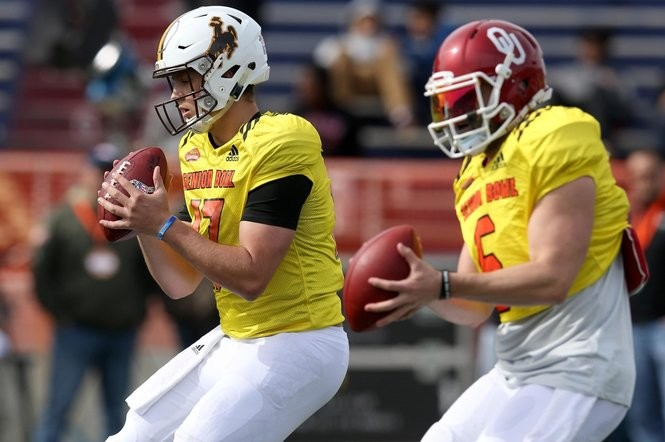Identifying red flags for QBs Rosen, Allen, Darnold