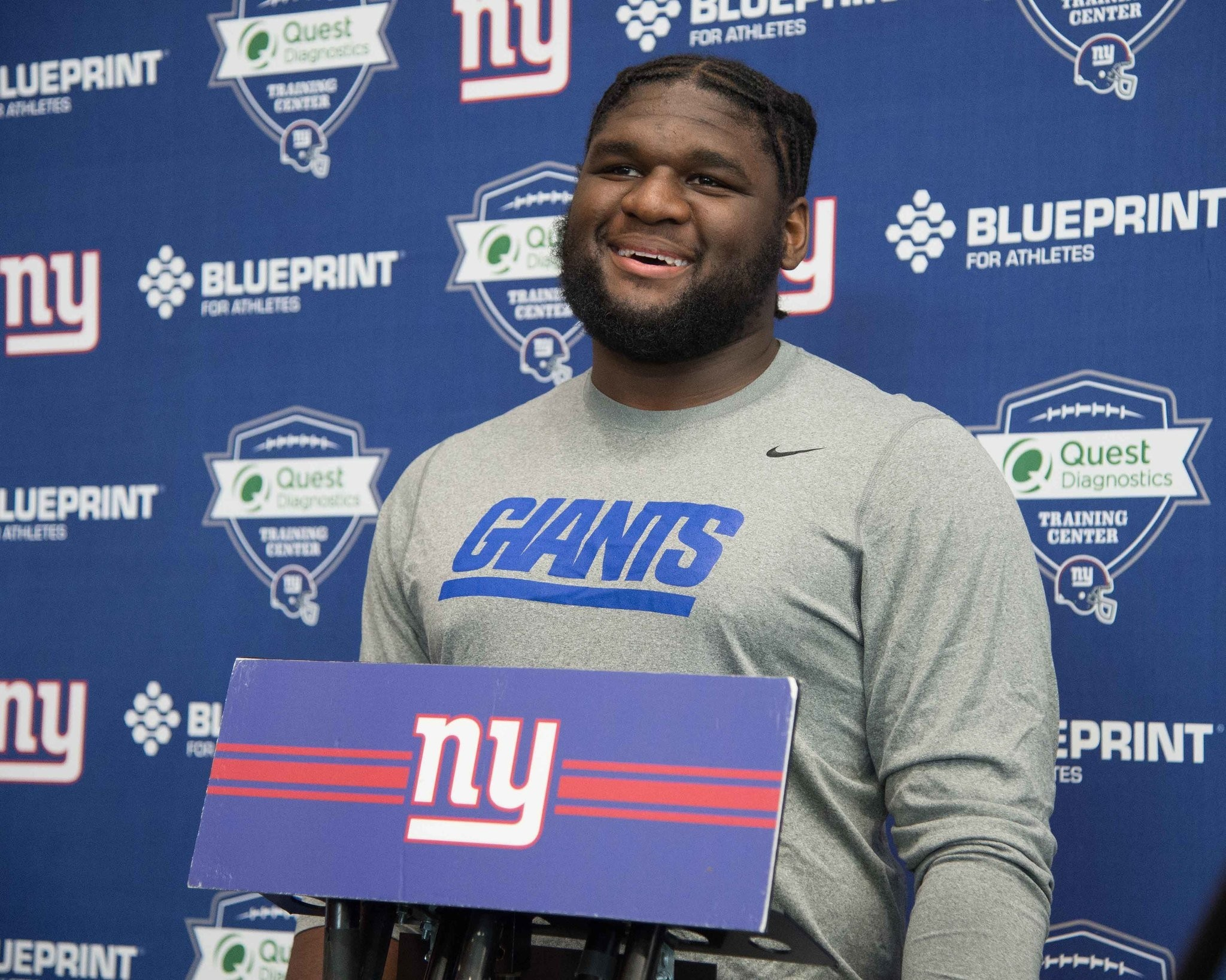 Giants' Dalvin Tomlinson explains dealing with losing after ...