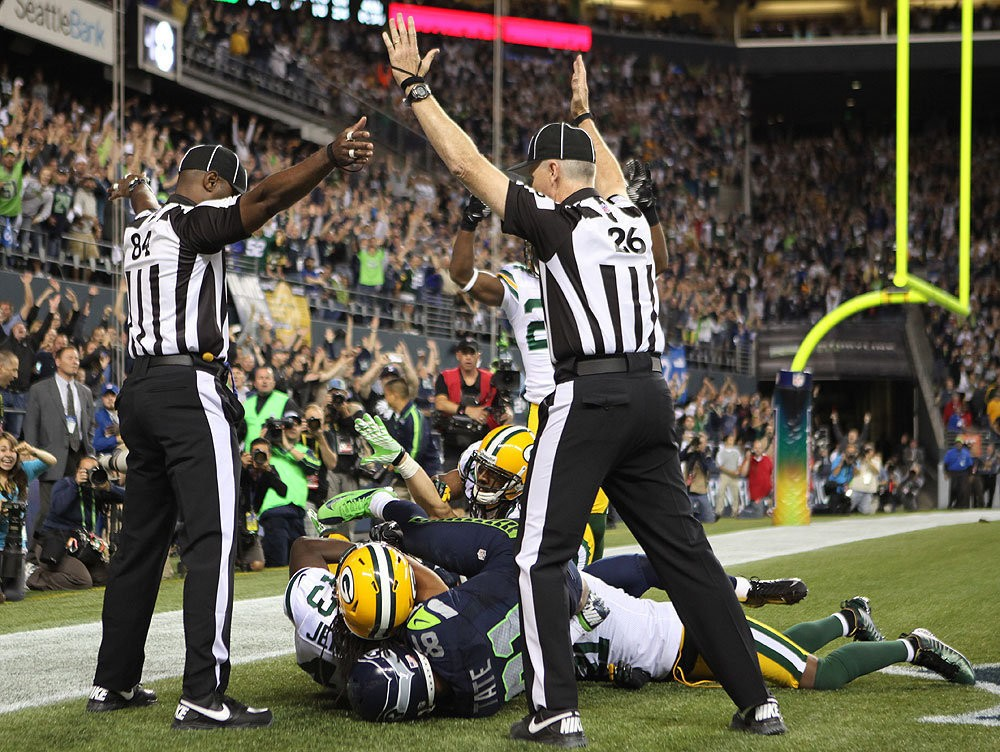 Nfl referee packers seahawks betting how can i use statistics to help me with sports betting