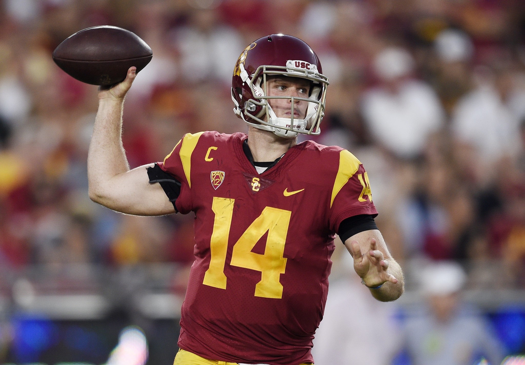 Would Sam Darnold Prefer To Play For Giants Or Jets Did Usc
