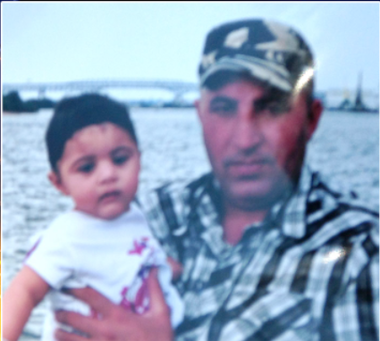 Surinder Singh, 40, a gas attendant at Garden State Fuel in Woodbury was shot and killed during an alleged armed robbery Sunday night. Singh had recently brought his wife and children from India to live with him in Woobury.