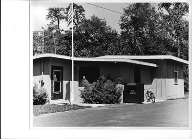 Washington Township's first library was located on Ganttown Road. It opened its doors on March 2, 1966. (Photo provided)