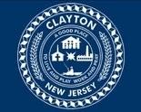 Borough seal of Clayton, New Jersey