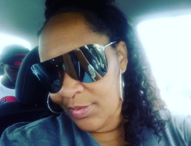 LaShanda Anderson, 36, of Philadelphia, was shot to death after she allegedly tried to run down a police officer with her vehicle. (Facebook)