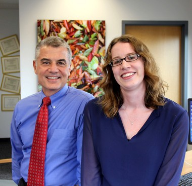 Petros Levounis and Erin Zerbo, of University Hospital, believe medication-assisted treatments for opioids like Suboxone, hold great promise.