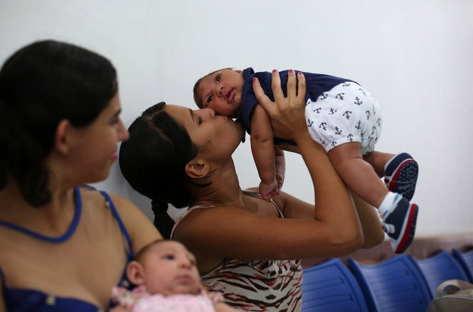 Babies born with microcephaly will face a life of developmental challenges. (Katie Falkenberg/Los Angeles Times/TNS)