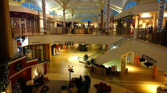 Spending a couple of hours at the mall can easily amount to 2,000 to 3,000 steps.