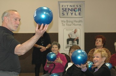 Personal trainer Richard Portugal, 70, says our bodies are capable of becoming stronger and more flexible at any age.