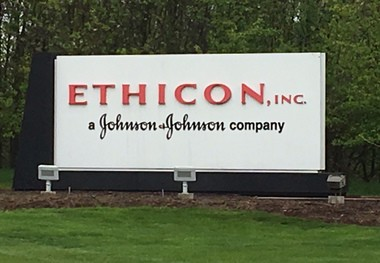 The Johnson & Johnson subsidiary is located in Somerville.