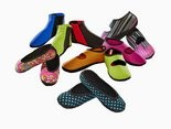 Nufoot indoor footwear is perfect for homes with a shoes-off policy
