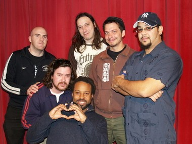 Universal Rebel will bring its reggae/rap fusion to Hoboken's Northern Soul on Saturday, February 8.