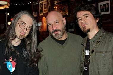 The Hoboken rock trio Nipsey will perform at Hoboken's DC's Tavern on Thursday, February 20.