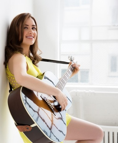 """Union City singer/songwriter Allison Strong will release her debut album """"March Towards The Sun"""" with performances at Hoboken's Lackawanna Music Festival and Bergen PAC."""