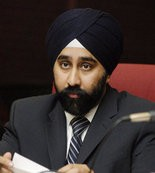 Councilman Ravi Bhalla