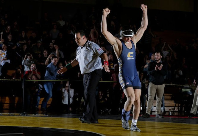 Wrestling weight class rankings: A new No  1 at 285, changes