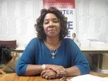 Ward F Councilwoman Diane Coleman