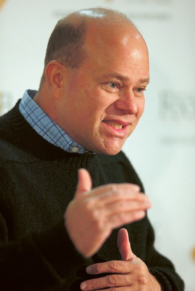 David Tepper. Photo Jerry McCrea/The Star Ledger.
