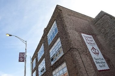 Sacred Heart School in Jersey City celebrated its 100th anniversary this year.