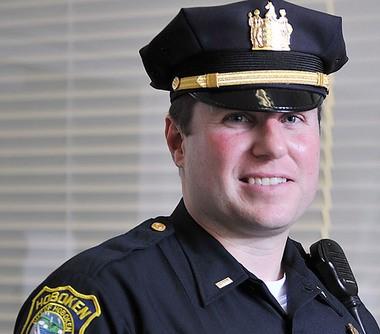 Hoboken Police Department's Lt. Kenneth Ferrante