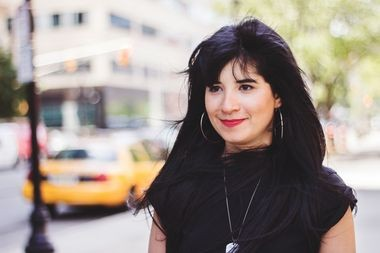Blogger Lynn Hazan is interested in everything Jersey City, from its fashion to its food.